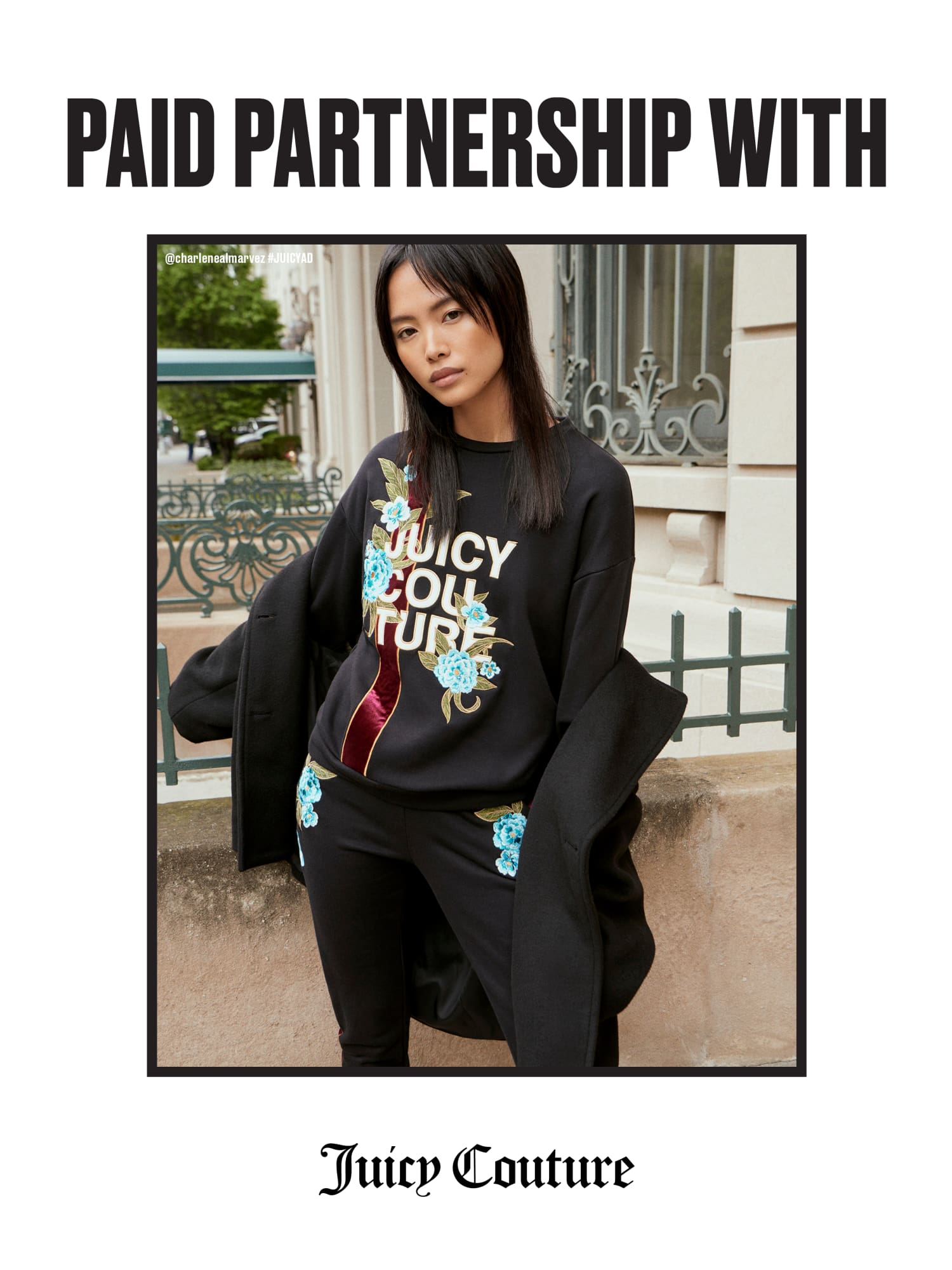 Juicy Couture Fall 2018 Campaign