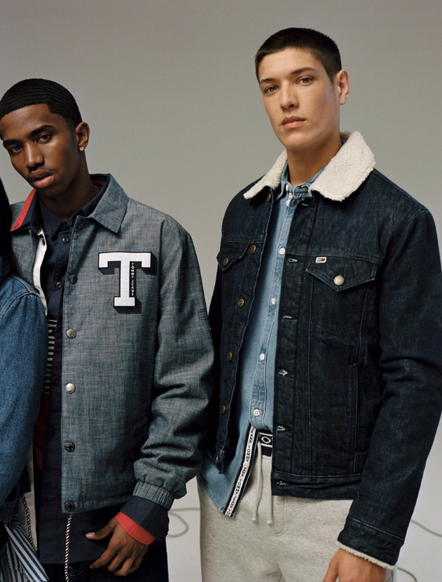 Tommy Jeans Fall/Winter 2018