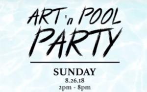 Art n Pool Party