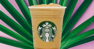 Starbucks Protein Blended Cold Brew