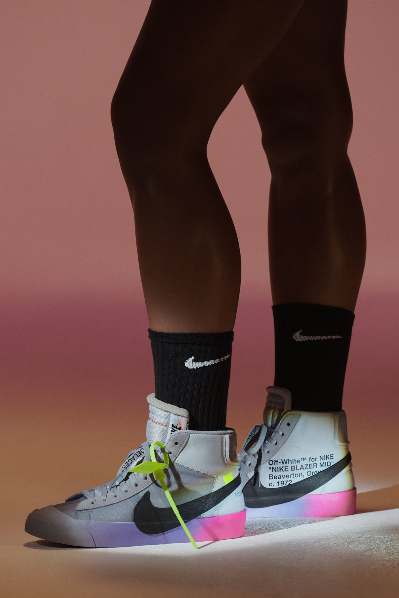 Nike x Virgil Abloh Queen Collection