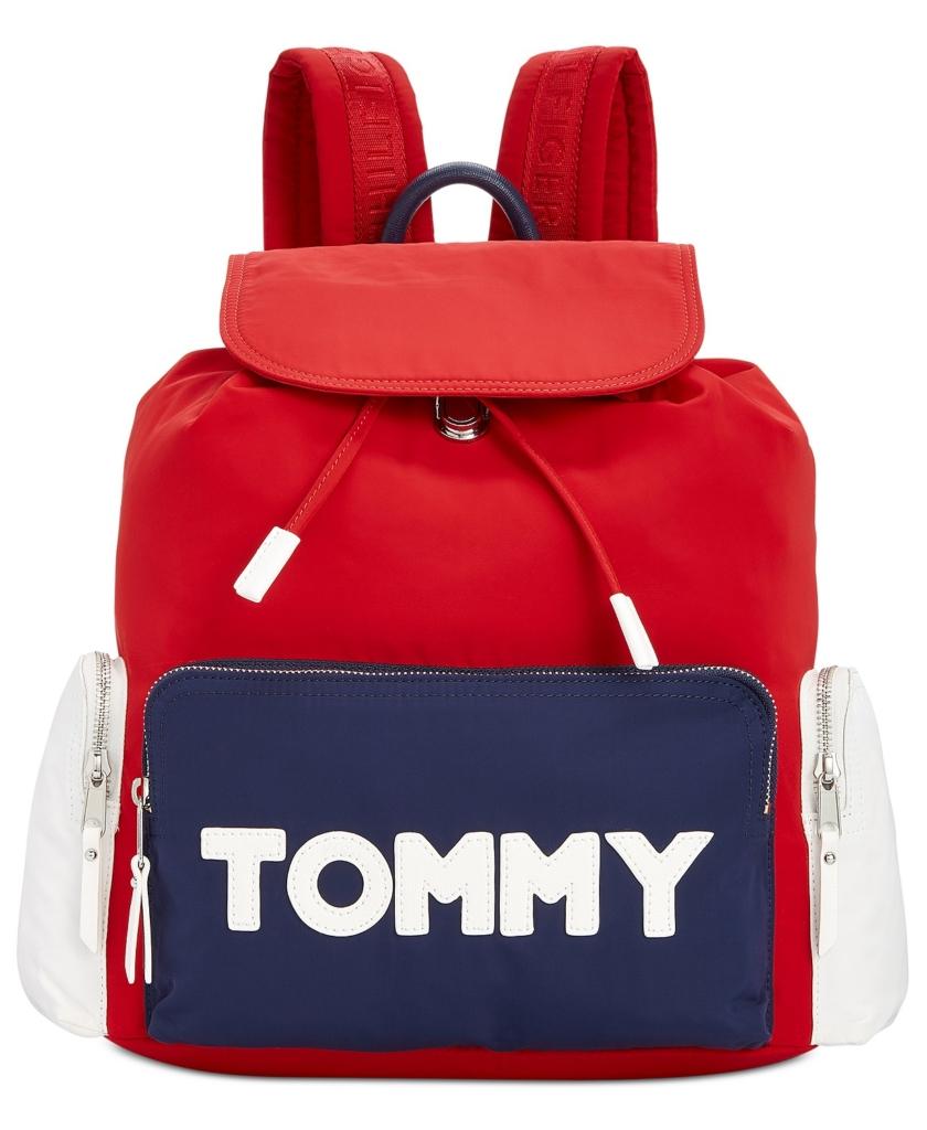 Designer Backpacks Tommy