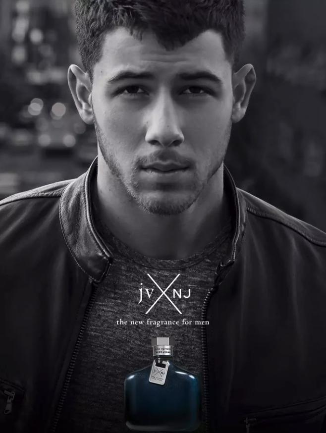 Nick Jonas John Varvatos JV x NJ