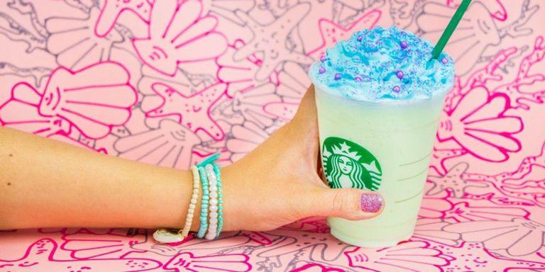 International Starbucks drinks