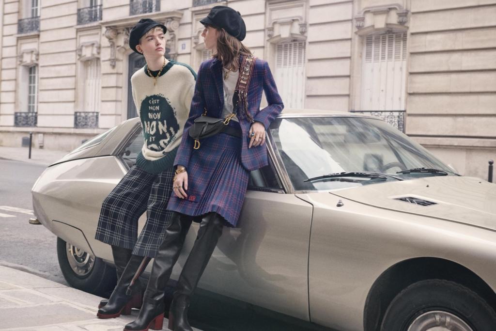 Dior Fall/Winter 2018 campaign