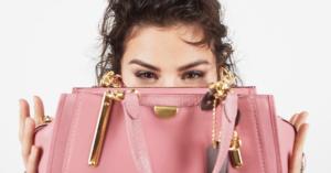 Selena Gomez Coach Dreamer Bag