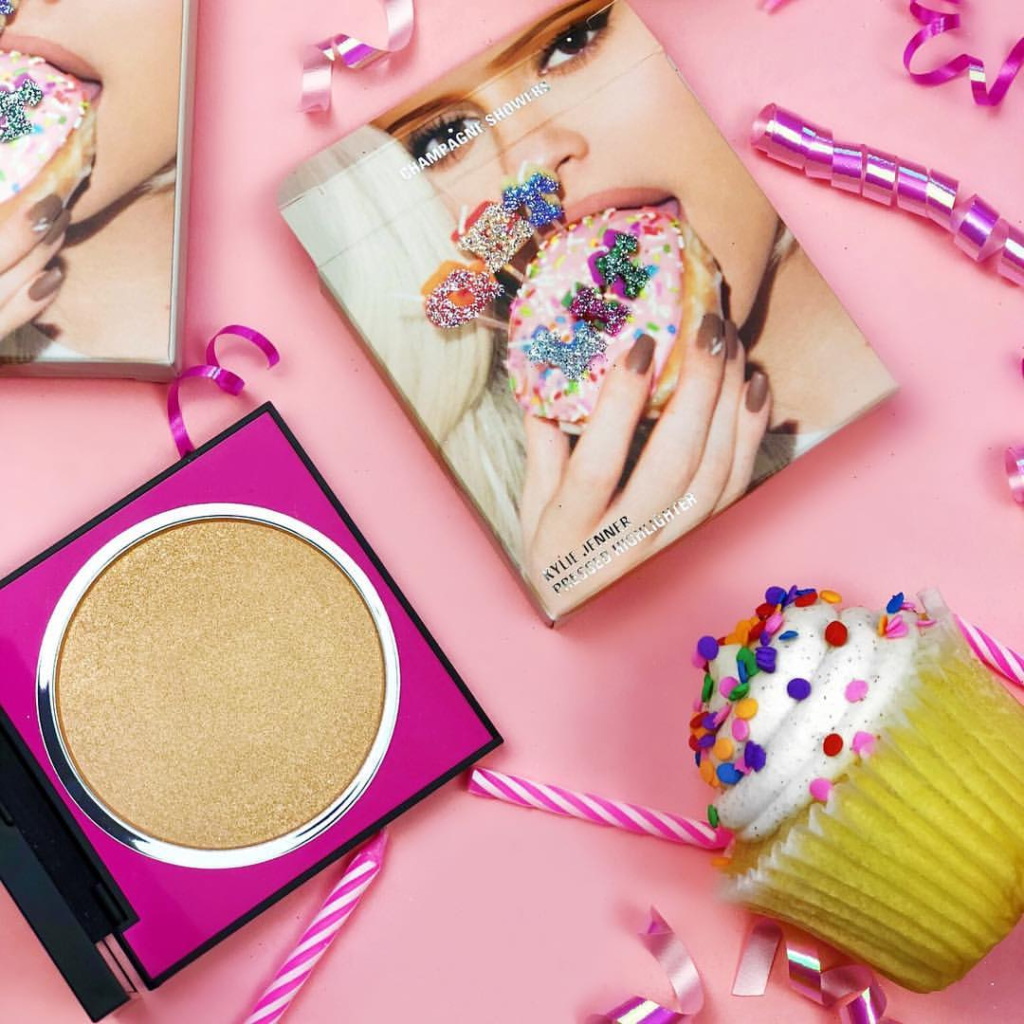 Kylie Cosmetics 21st Birthday Collection