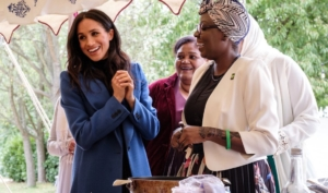 Meghan Markle Community Kitchen Cookbook