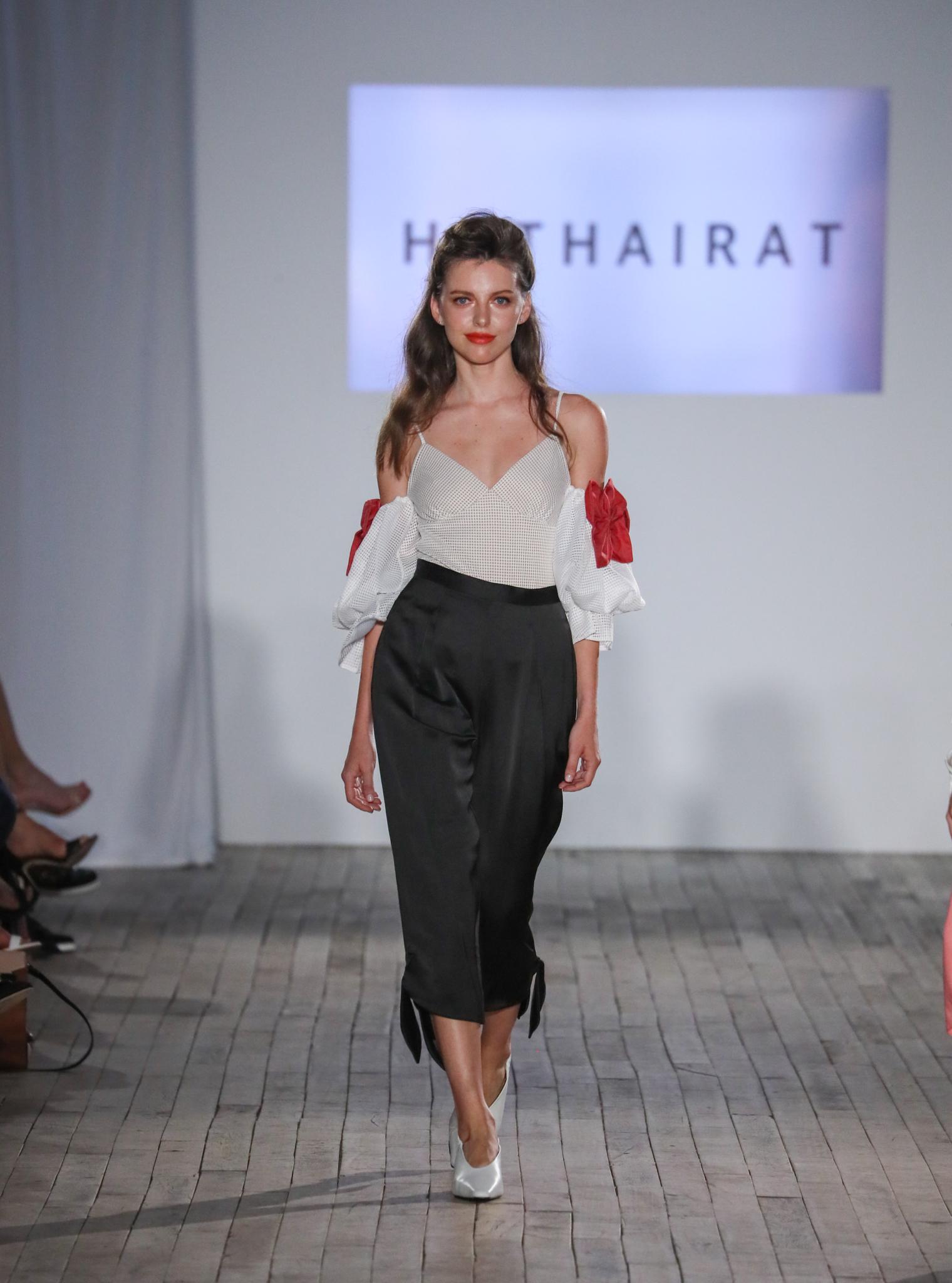 Hathairat Nolcha NYFW