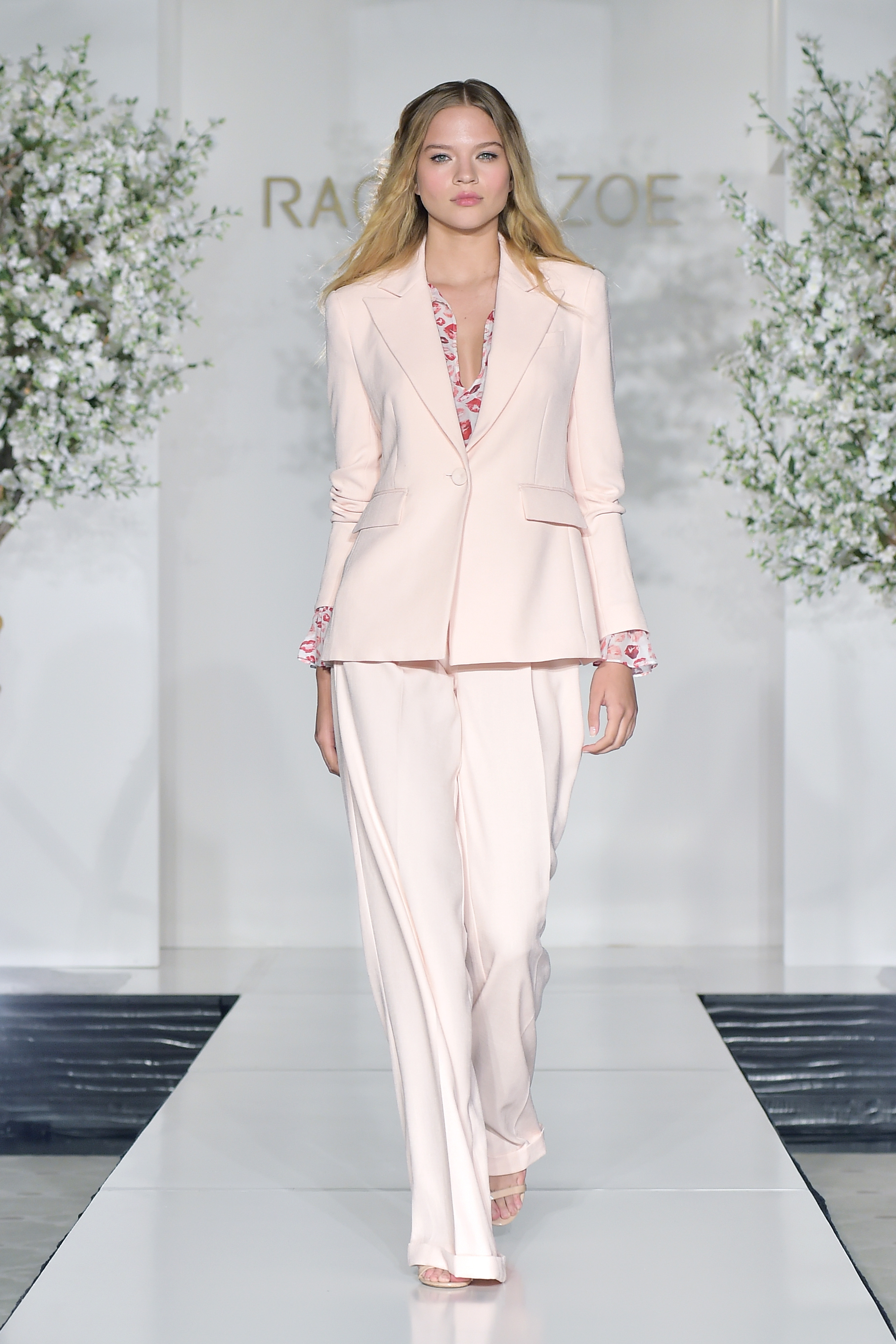 Rachel Zoe Spring 2019 runway