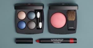 Chanel Fall/Winter 2018 makeup