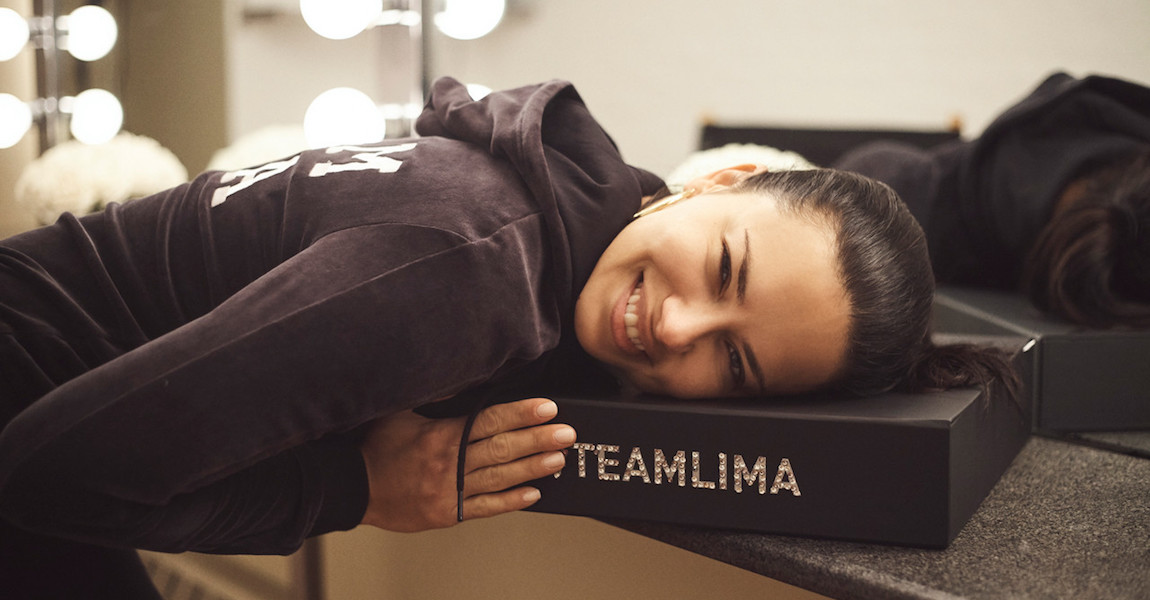 Adriana Lima Puma