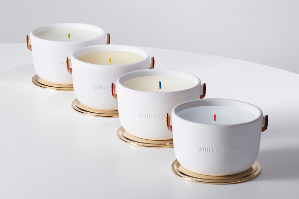 Louis Vuitton Candles
