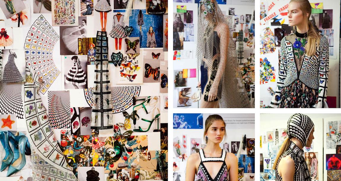 Mary Katrantzou Victoria's Secret Fashion Show