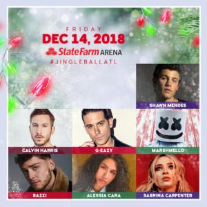 Power 96.1's Jingle Ball 2018