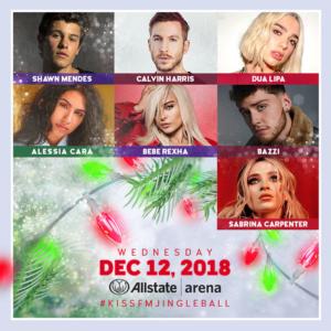 103.5 KISS FM's Jingle Ball 2018