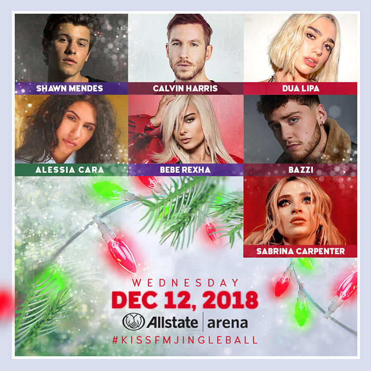 103.5 KISS FM's Jingle Ball 2018