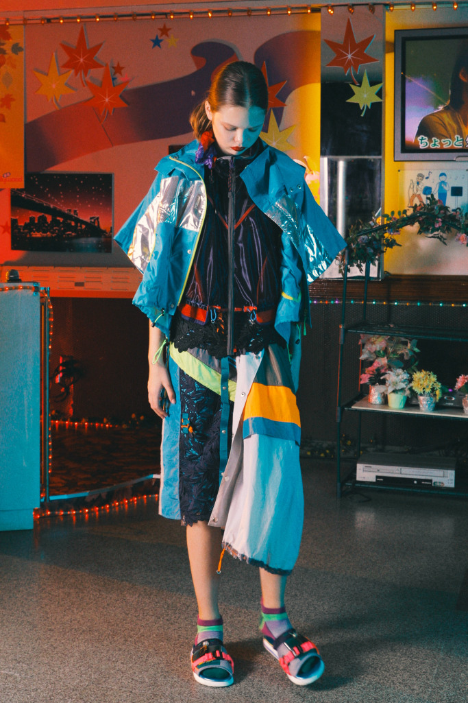 Kolor Spring 2019 Ready-to-Wear Collection from Paris Fashion Week