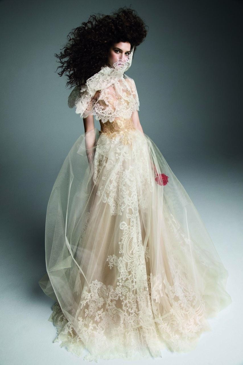 Vera Wang Bridal Fall 2019