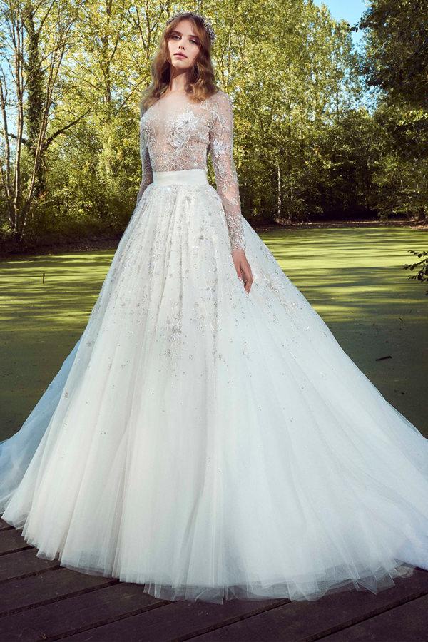 Zuhair Murad Fall 2019 Bridal