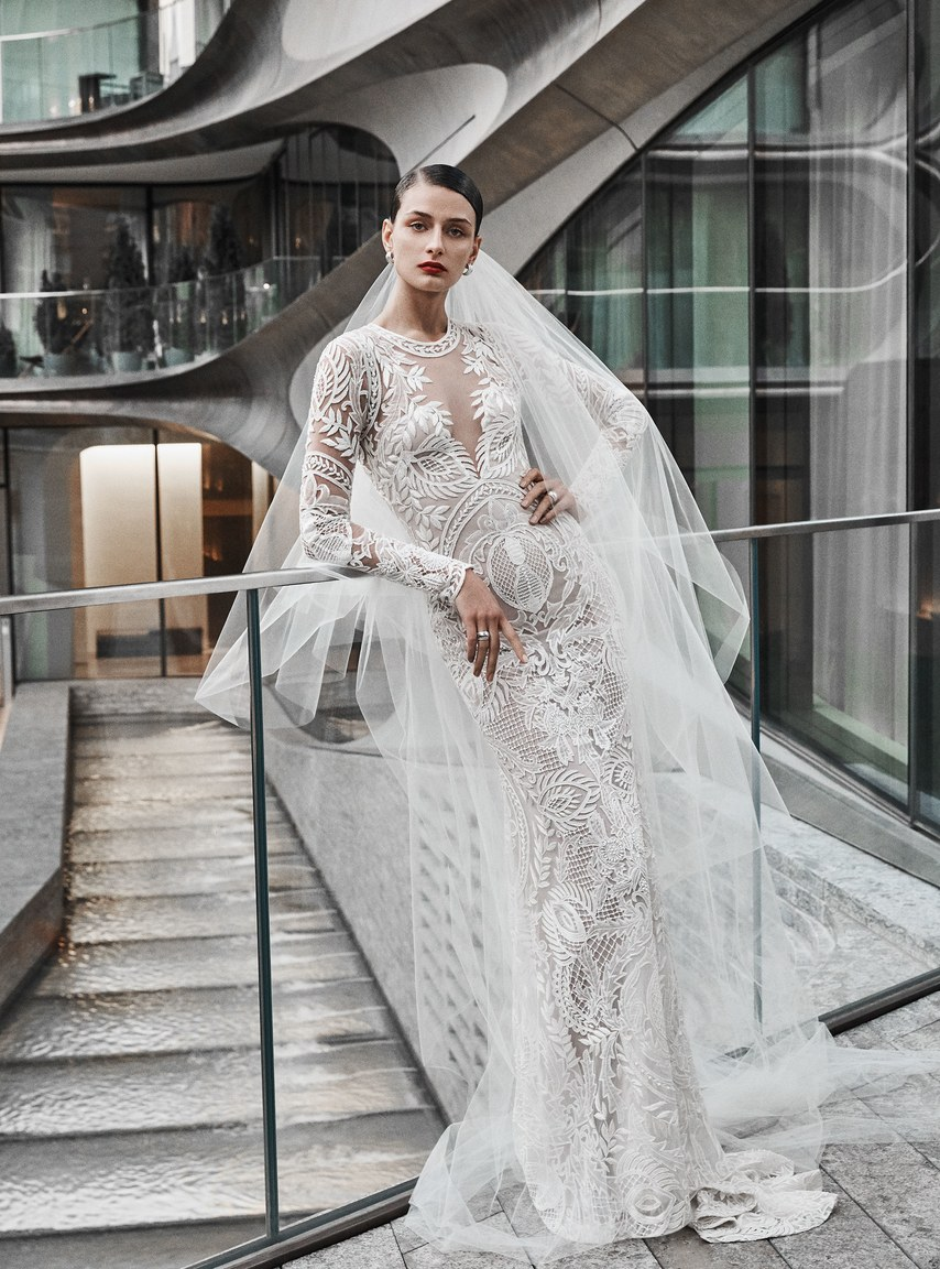 Naeem Khan Bridal Fall 2019