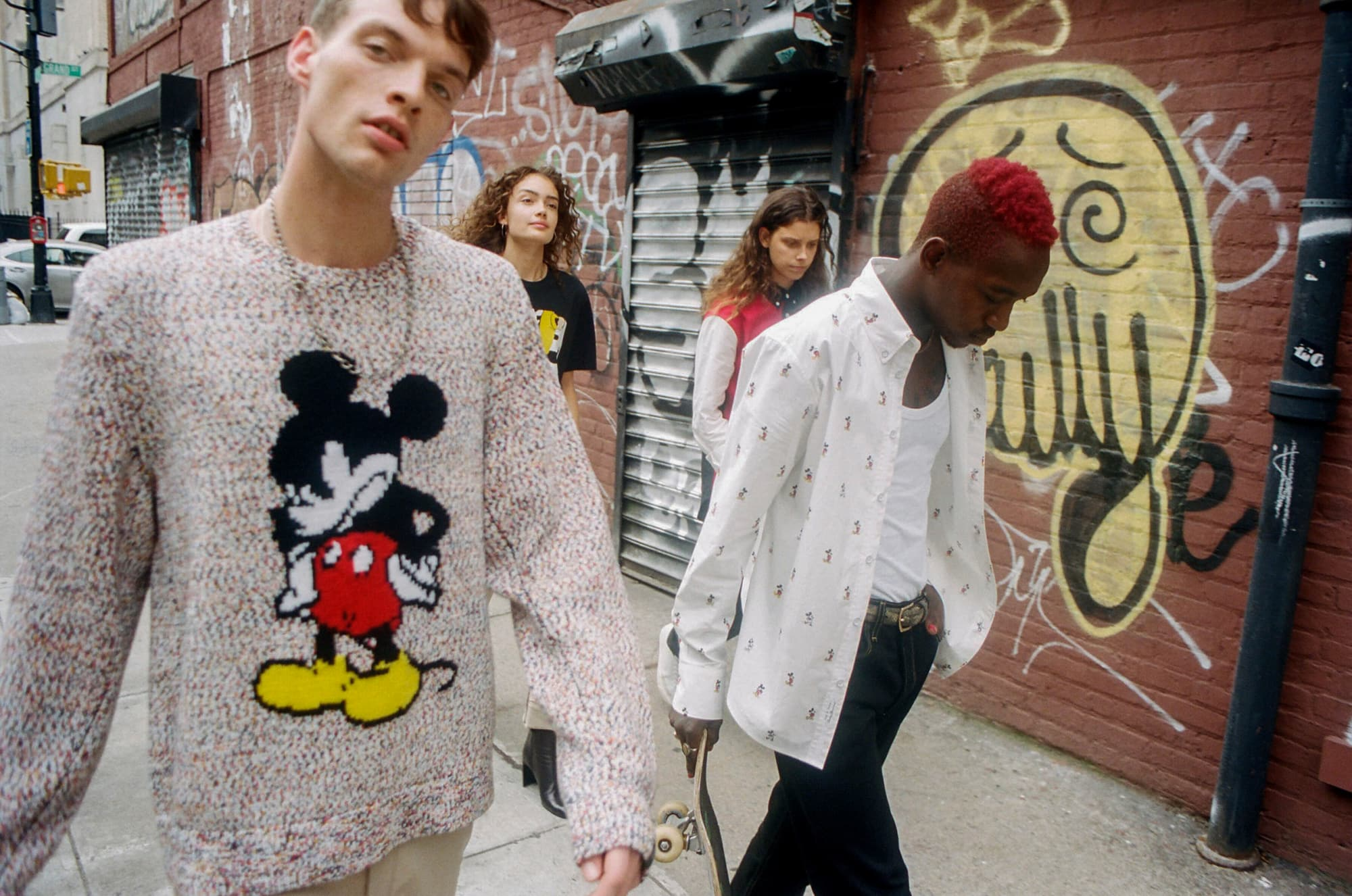 Rag and Bone Mickey Mouse Disney