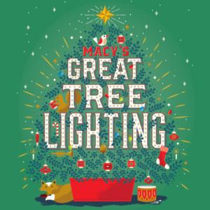 Macys Tree Lighting Chicago 2018