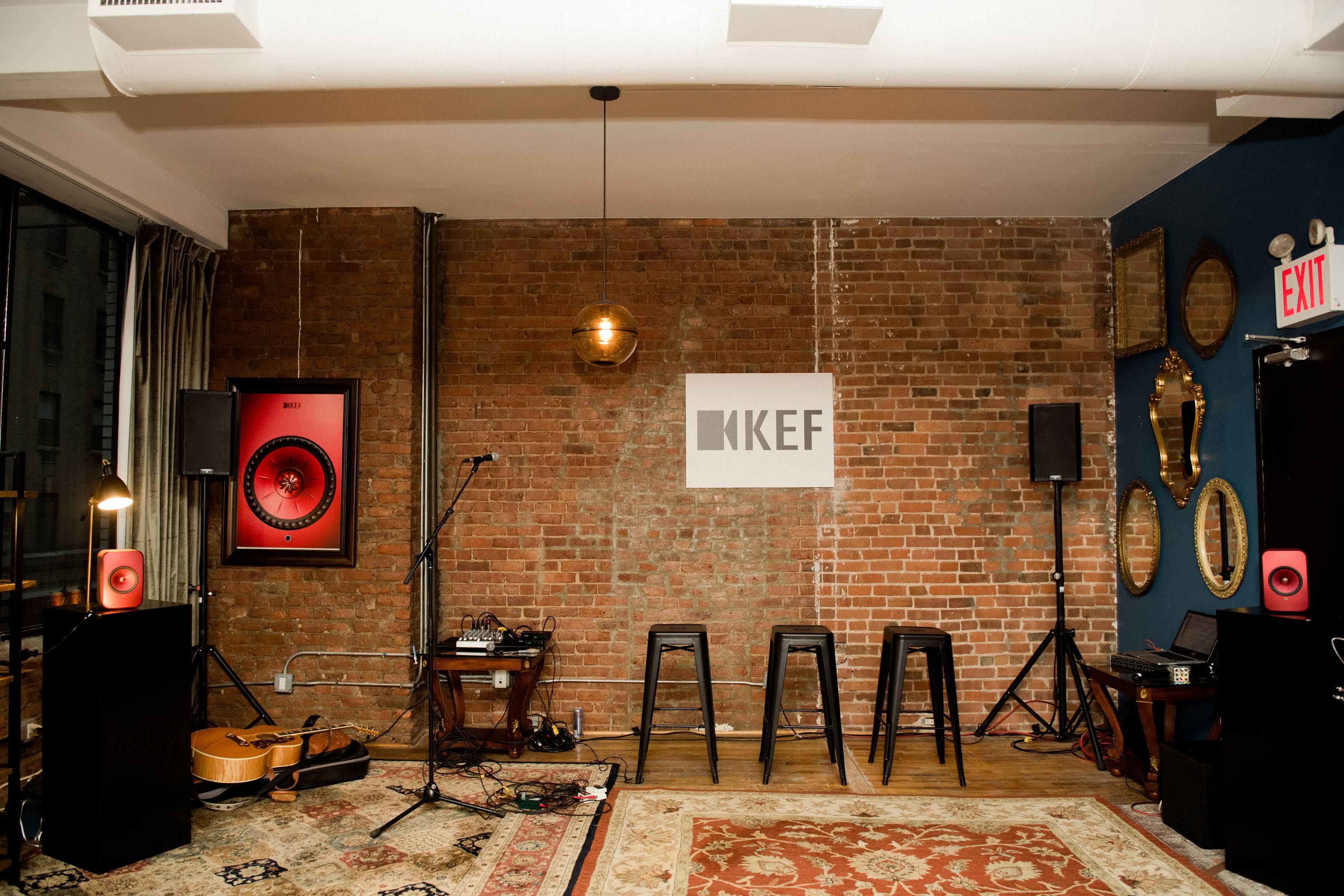 KEF LSX Speaker