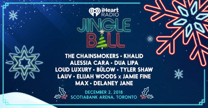 Jingle Ball 2018 Toronto