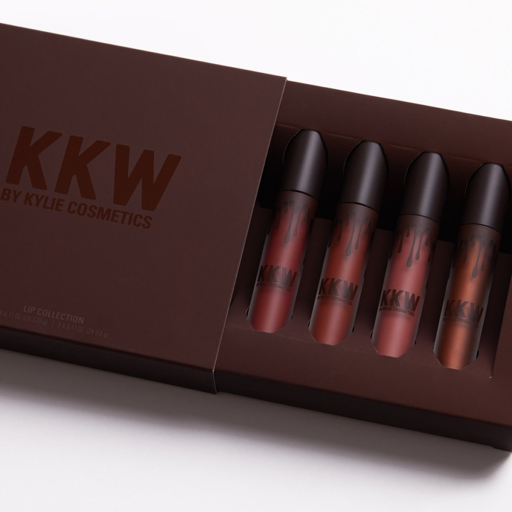 KKW Beauty x Kylie Cosmetics
