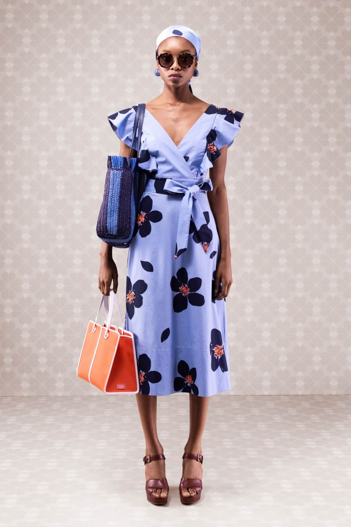 Kate Spade Pre-Fall 2019 Collection Lookbook By Nicola Glass