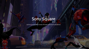 Sony Square Spider-Verse