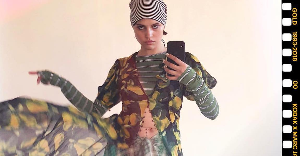 Marc Jacobs Grunge Kodak App