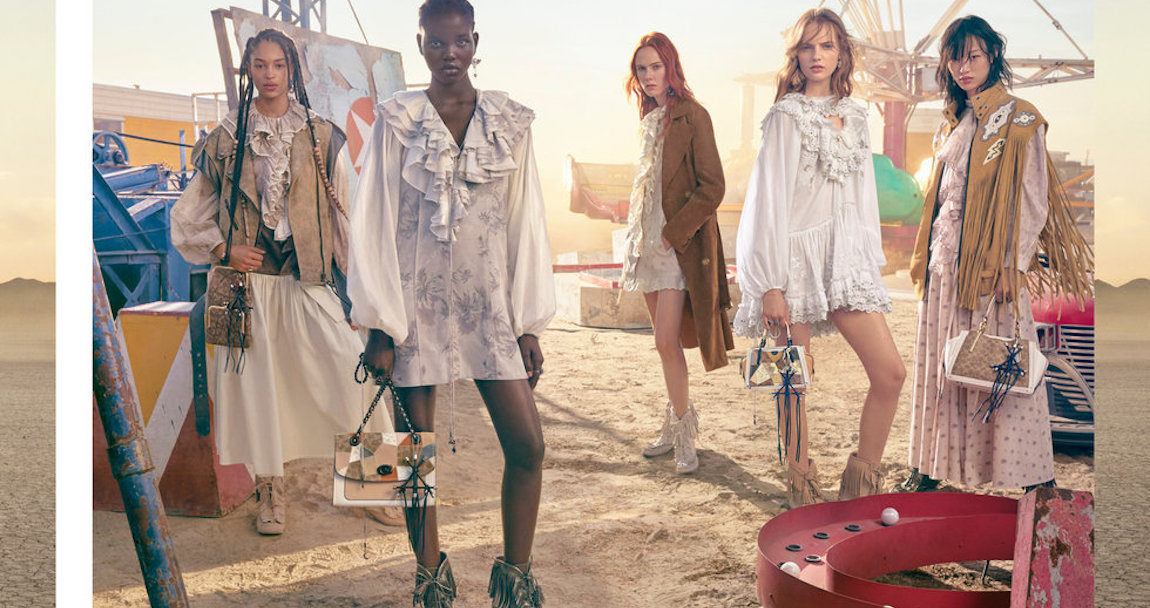 Coach Spring 2019 Campaign