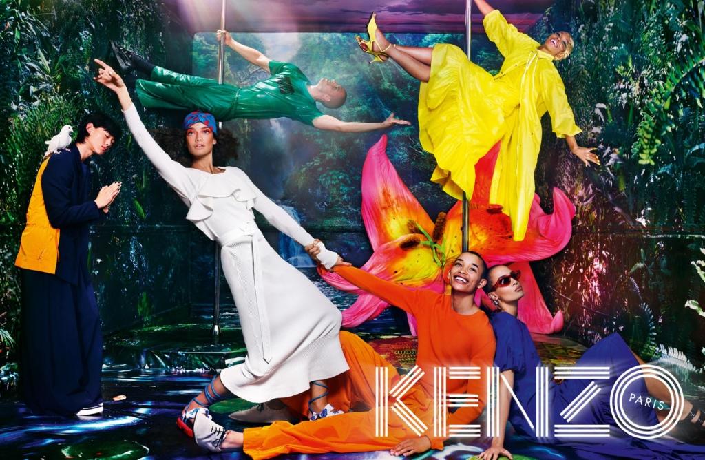 Kenzo Spring 2019