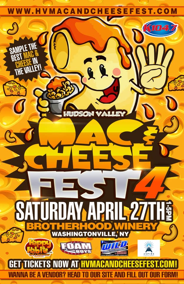 Hudson Valley Mac and Cheese Fest
