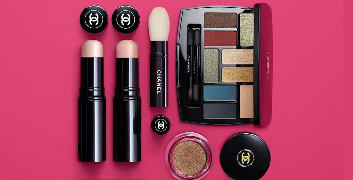 Chanel Spring/Summer 2019 Makeup Collection