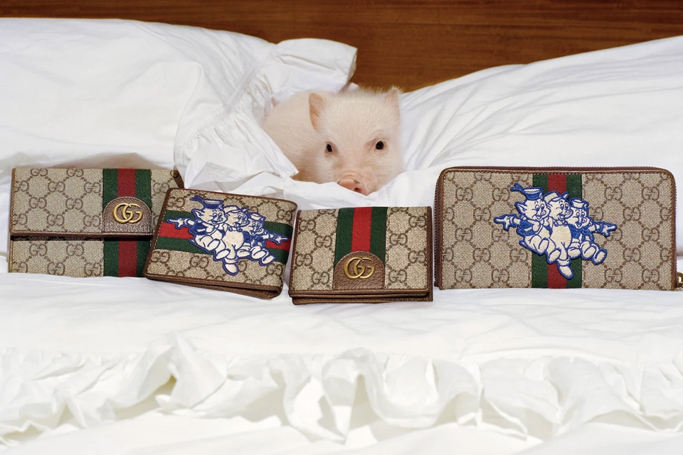 Gucci Chinese New Year