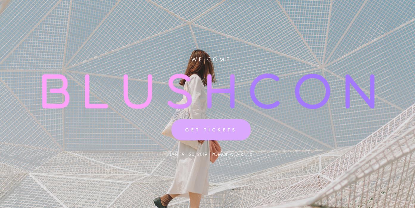 Blushcon 2019