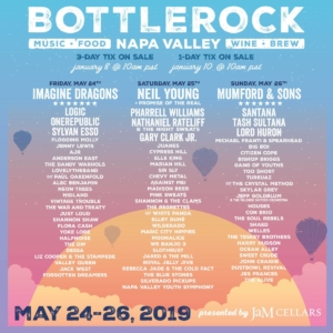 BottleRock Napa Valley 2019