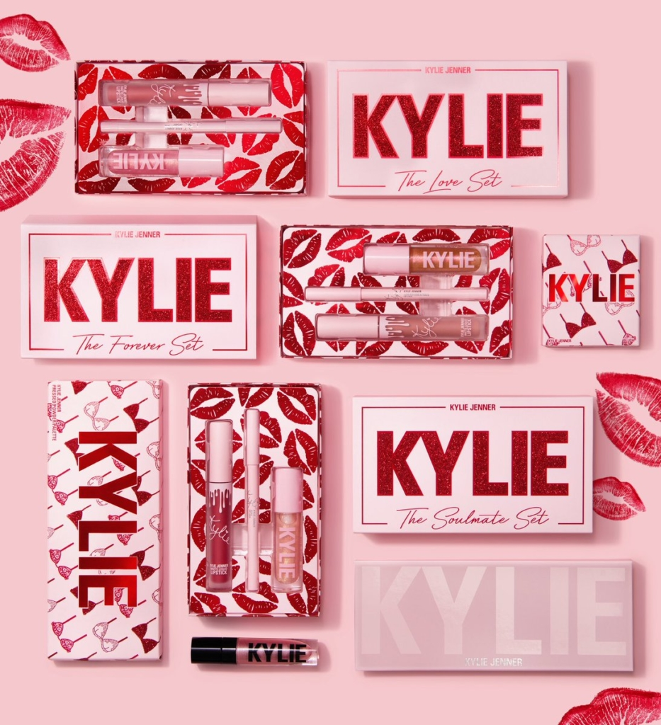 Kylie Cosmetics Valentine's Day Collection 2019