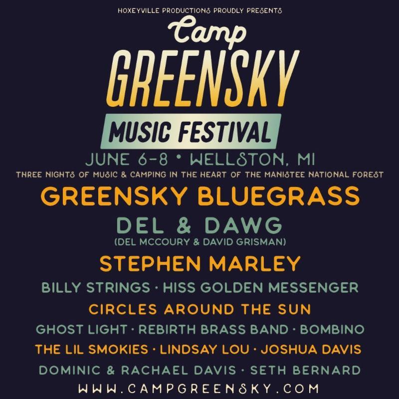 Camp Greensky Music Festival 2019