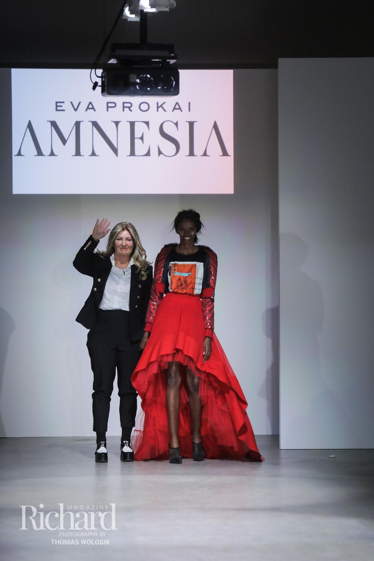 Amnesia Fall 2019 NYFW