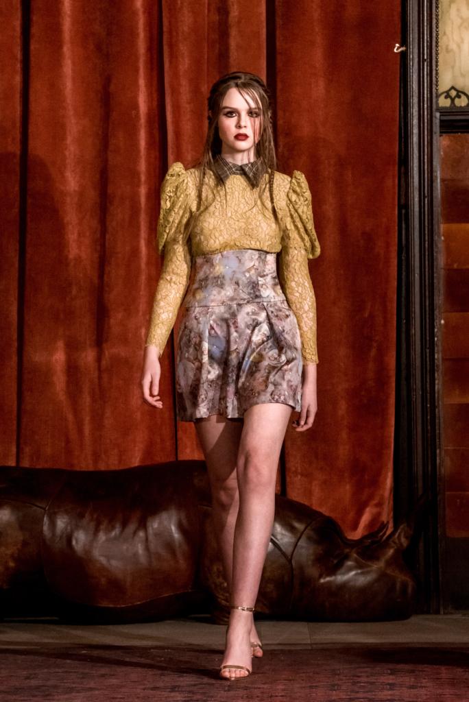 Sienna Li 2019 NYFW