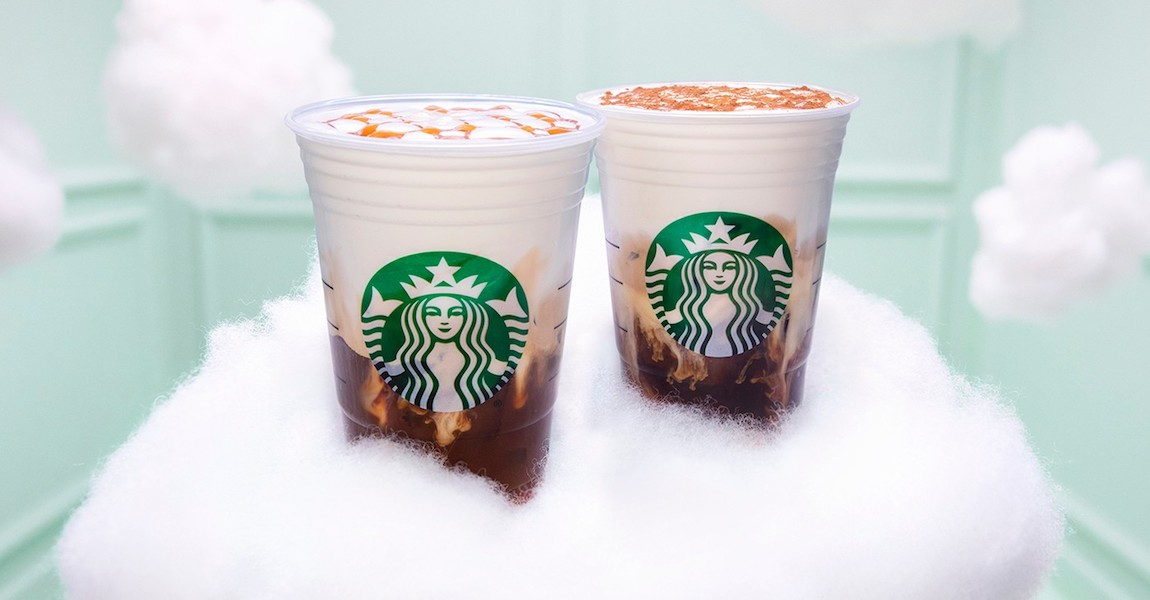 Starbucks Cloud Macchiato
