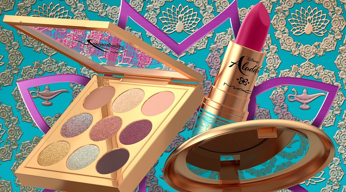 Aladdin MAC Collection