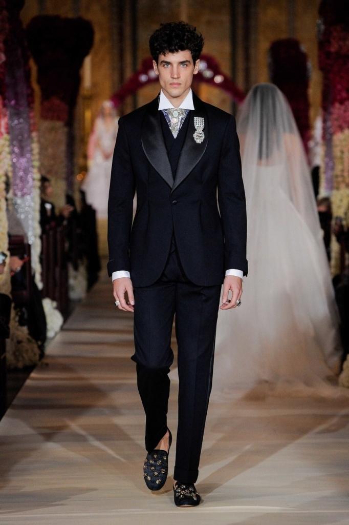 Reem Acra Spring 2020 Bridal