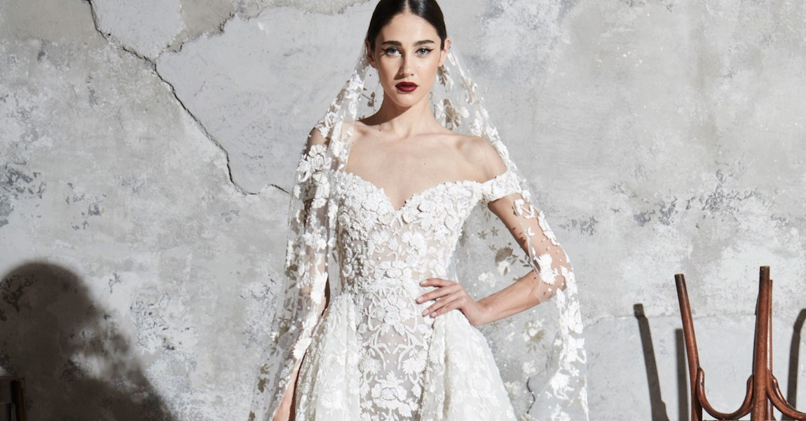 Zuhair Murad Spring 2020 Bridal Lookbook