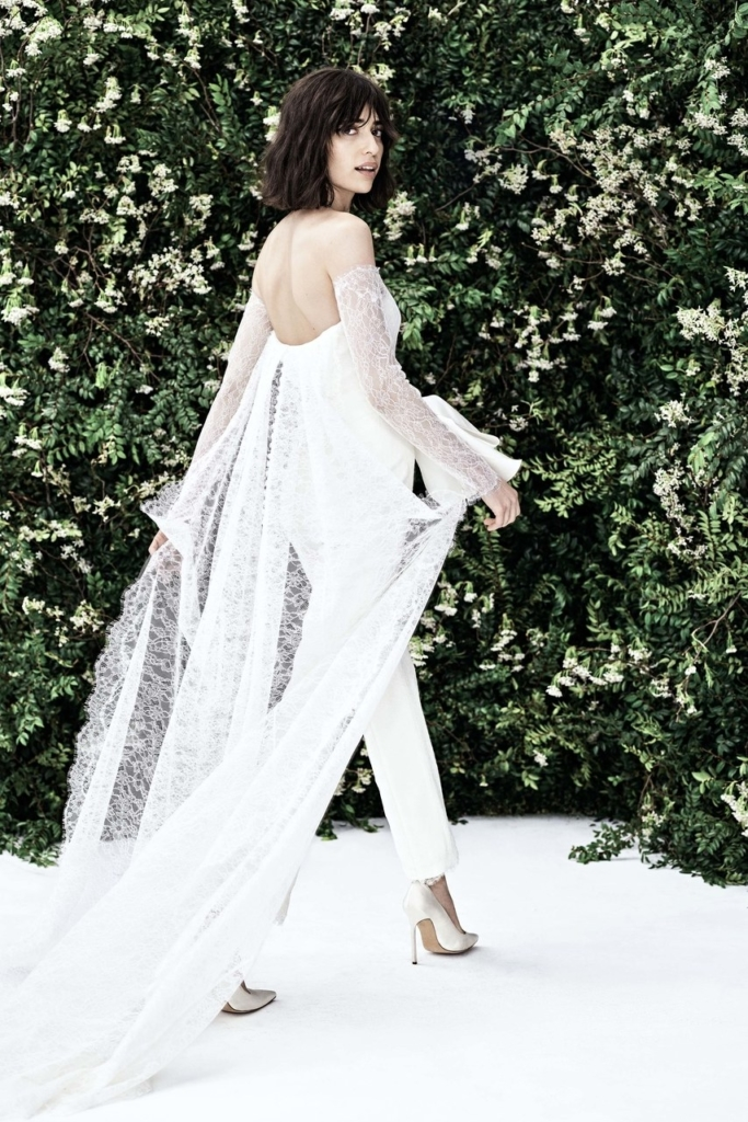 Carolina Herrera Spring 2020 Bridal collection