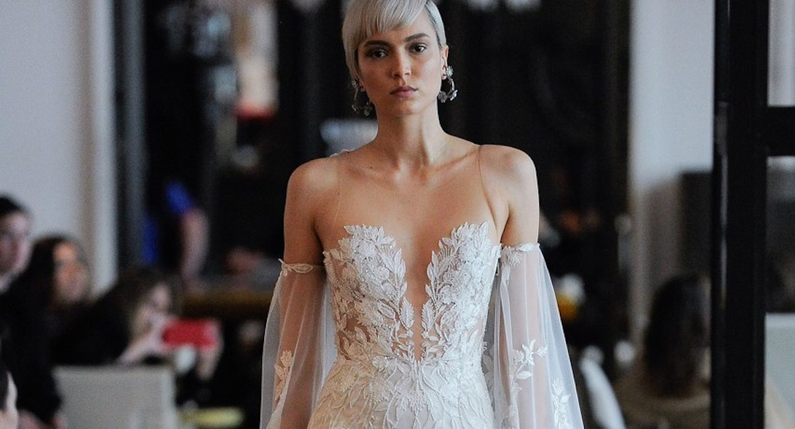 cecfd16c6251 Couture Detailing Reigns Supreme In Ines di Santo Spring 2020 Bridal  Collection